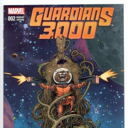 GUARDIANS 3000 MAGAZINE