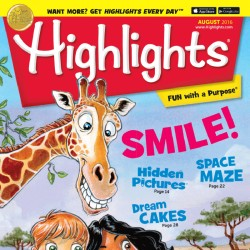 HIGHLIGHTS FOR CHILDREN...