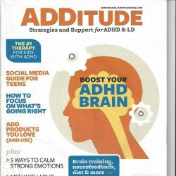Additude Magazine Yearly...