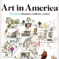 Art In America Magazine...