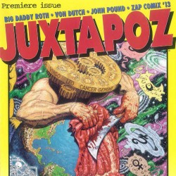 Juxtapoz Magazine Yearly...