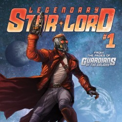 LEGENDARY STAR-LORD MAGAZINE