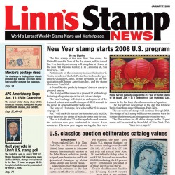 Linns Stamp News Monthly-...