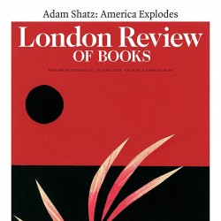 London Review Of Books...