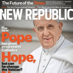 New Republic Magazine...