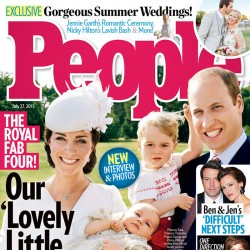 People Magazine Yearly...