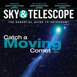 Sky And Telescope Magazine...