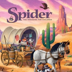 Spider Magazine Yearly...