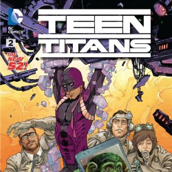 Teen Titans Magazine Yearly...