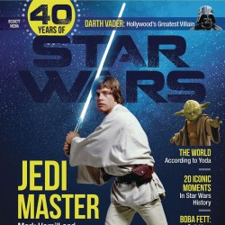 Star Wars Magazine Yearly...