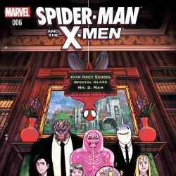 Spider-Man And The X-Men...