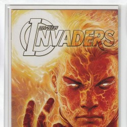 ALL-NEW INVADERS MAGAZINE