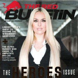 Red Bulletin Magazine...