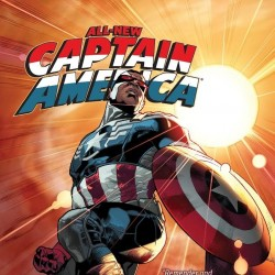 ALL-NEW CAPTAIN AMERICA...