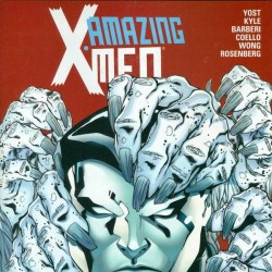 AMAZING X-MEN MAGAZINE