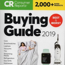 Consumer Reports W Buying...