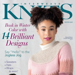Interweave Knits Magazine...
