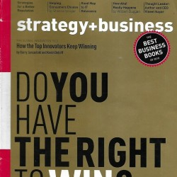 Strategy And Business...