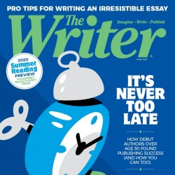The Writer Magazine Yearly...