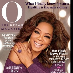 O The Oprah Magazine-Digital