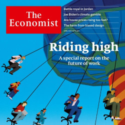 The Economist Magazine...