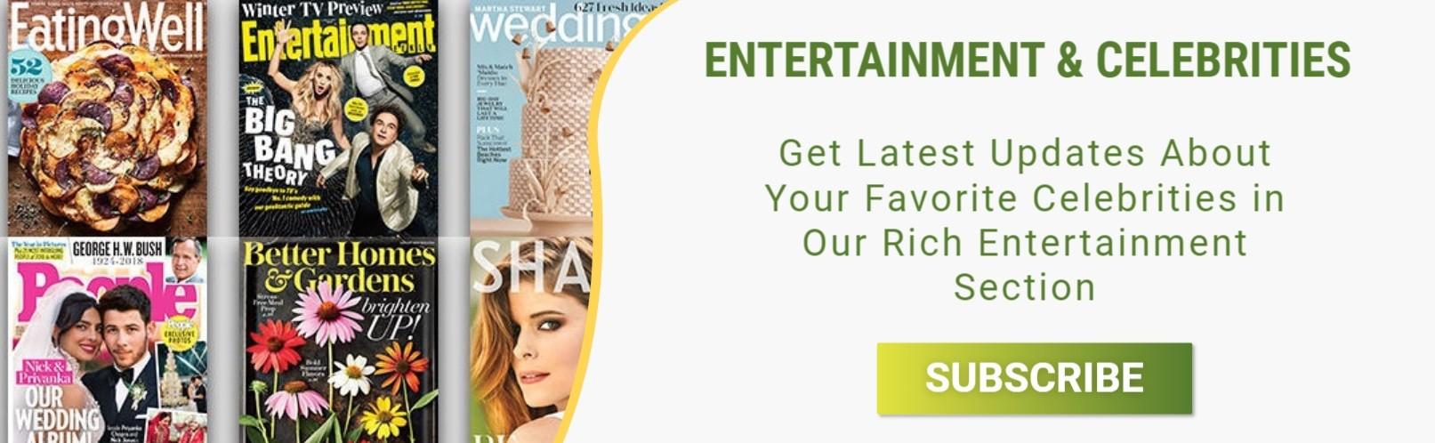 Entertainment Magazines